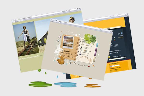 website design 416 Studios London UK