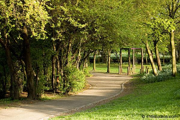 Islington Elthorne Park