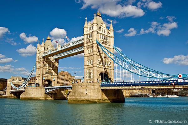 Central London Tower Bridge
