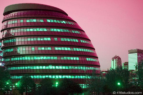 Mayor's Office London
