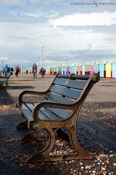 rusty Hove seafront beach huts wwpw2014 Scott Kelby